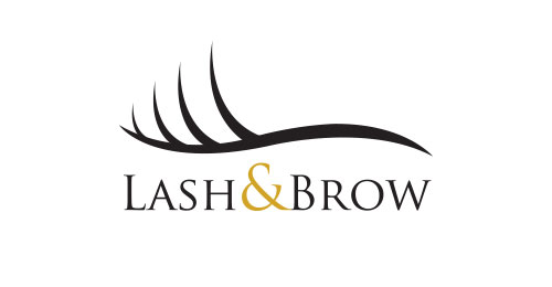 Lash and Brow logo